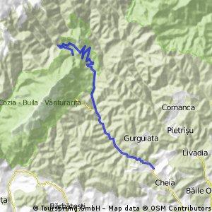 Tură Buila-Vânturarița