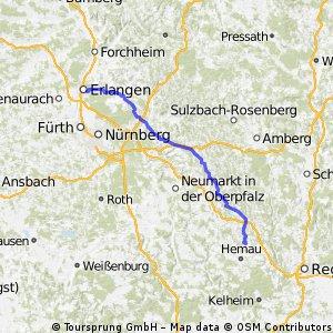 2013-05-01 Fahrt nach Beratzhausen
