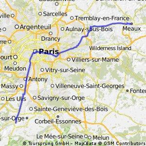 Meaux-Paryż-Arpajon