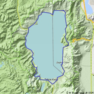 Tahoe Loop