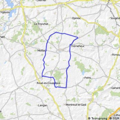 130505 Tour de Combourg - Bonnemain Cuguen