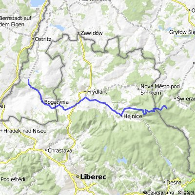 Gondola Laznie Libverda Zatonie