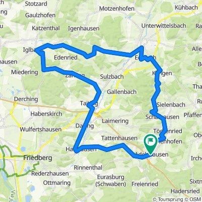 Adelzhausen - Affing