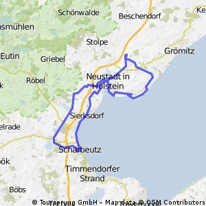 05-05 Zum Eis nach Scharbeutz