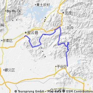 Pinggu - Sizuolou - Miyun CLONED FROM ROUTE 2087944