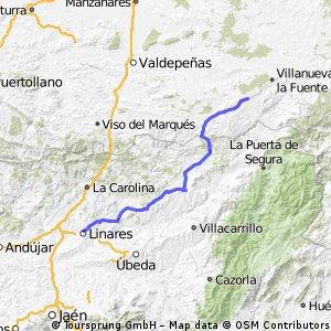 Linares- Albadalejo