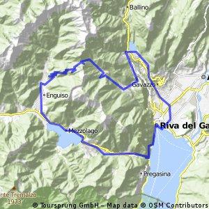 Bocca di Trat - Giro dei Tre Laghi