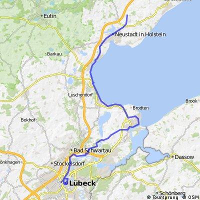 05-06 Auf nach Lübeck....