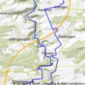 Zimmern-Neckartal-Schlichemklam-Zimmern