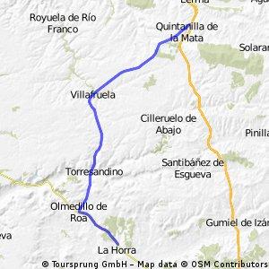 Day 2 Quintanilla- La Horra