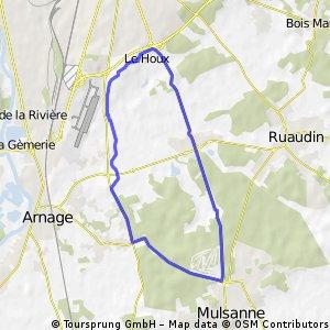 Tour de France 2 1.Etappe Le Mans - Le Mans (mal 10 = 136,8km)