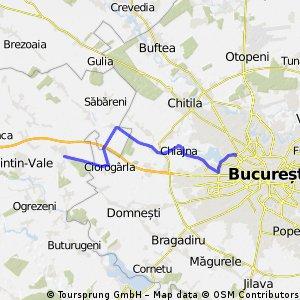 Bolinti deal- Bucuresti