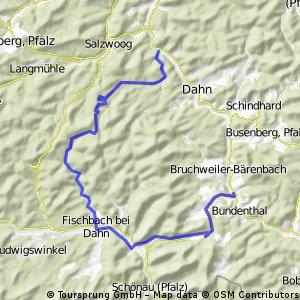 Eyberg ab Moosbachtal