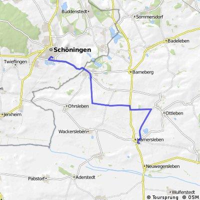 Schöningen-Hamersleben