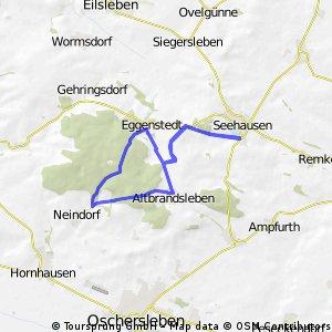 Hohes Holz - Tour ca. 20 km