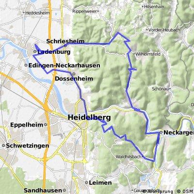 Koenigstuhl-Peterstal-Altenbach