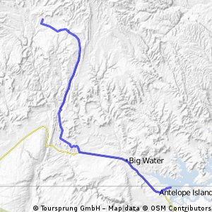 Dag 024 Waheap Bay - Kodachrome State Park