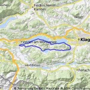 Wörthersee-Südufer-Keutschacher Seental