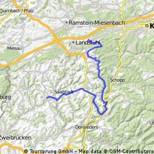 Südwestpfalztour 1