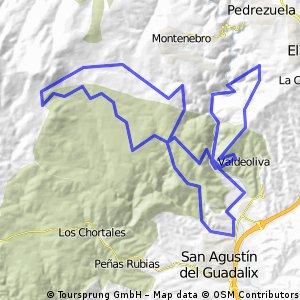 Cañon del Guadalix - Dehesa de Moncalvillo