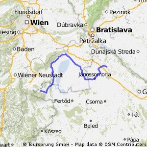 Sopron - Mosonmagyaróvár