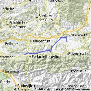 UNSER LAND Völkermarkt/Kühnsdorf - Weizelsdorf