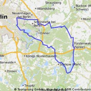 Berlin-Scharmützelsee-Berlin