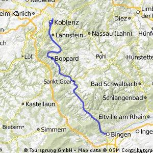 31 Bingen Koblenz