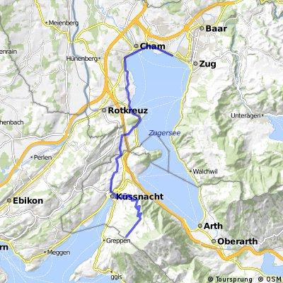 Zug - Seebodenalp -  Alpwirtschaft Altruedisegg
