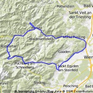 Würflach Piestingtal Maumauwiese