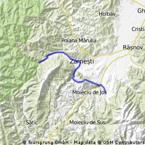 7. Tag - Mountainbike Reise durch die rumänischen Karpaten >>> http://www.kette-rechts-reisen.de