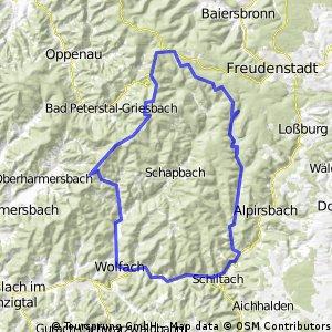 Schenkenzell-Hark Hof - die sanfte