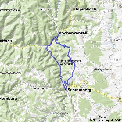 Schenkenzell-Aichhalden-Schramberg