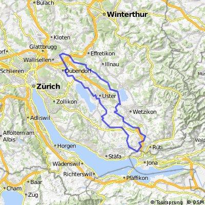 Oberlandrundfahrt Pro