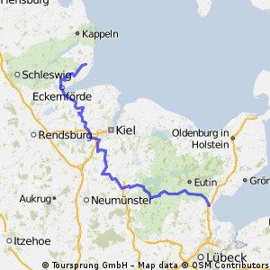 139 km Großwaabs