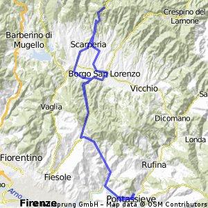 Vetta le Croci (x2) + Passo Giogo