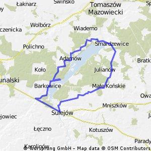 Do okoła Zalewu Sulejowskiego 2