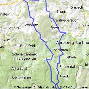 Fichtelberg 14.06.2009