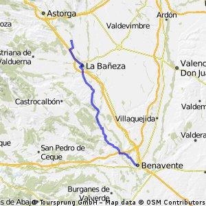 Santibañez - Benavente