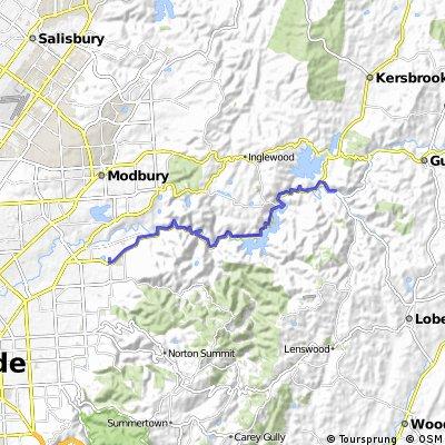 Adelaide Tour stage 1