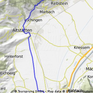 Oberriet-Mohren-Rebstein