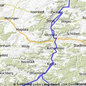 1305 Kolkwitz-Jena-Dornburg
