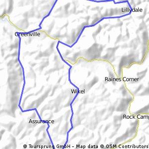 Greenville-Lillydale Loop
