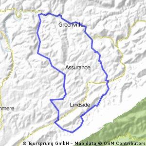 Greenville - Lindale Loop