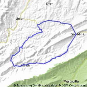 Zenith - Willow Bend Loop