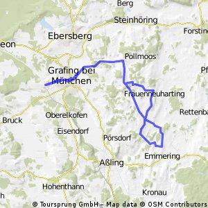13.05.28 Feierabendtour nach Höhenberg