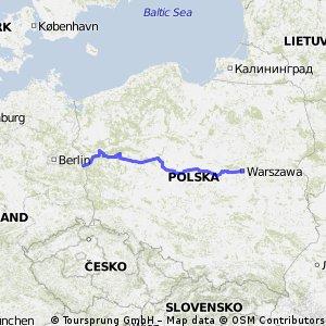 tour 2013 22.06.-30.06.2013
