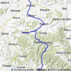 Marghita-Padurea Neagra - Alesd