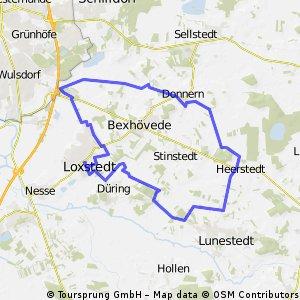 Tour Kreissportfest Loxstedt
