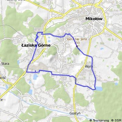 Runda Górne-Dolne-Wyry-Średnie-Górne